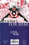 Cover for Heroes for Hire (Marvel, 2006 series) #3