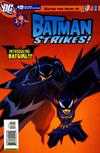 Cover for The Batman Strikes (DC, 2004 series) #18