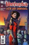 Cover for Manhunter (DC, 2004 series) #25