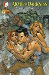 Cover for Army of Darkness: Ashes 2 Ashes (Devil's Due Publishing, 2004 series) #1 [J. Scott Campbell Cover]