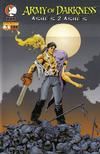 Cover for Army of Darkness: Ashes 2 Ashes (Devil's Due Publishing, 2004 series) #3 [Cover C - Aaron Lopresti]