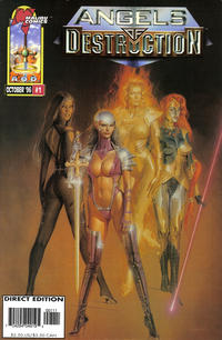 Cover Thumbnail for Angels of Destruction (Malibu, 1996 series) #1