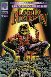 Cover Thumbnail for Lord Pumpkin (Malibu, 1994 series) #0