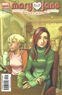 Cover Thumbnail for Mary Jane: Homecoming (Marvel, 2005 series) #2