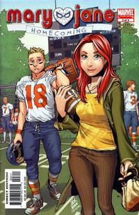 Cover Thumbnail for Mary Jane: Homecoming (Marvel, 2005 series) #3