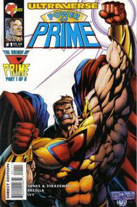 Cover Thumbnail for Power of Prime (Malibu, 1995 series) #1