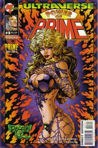 Cover Thumbnail for Power of Prime (Malibu, 1995 series) #3