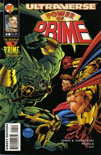 Cover Thumbnail for Power of Prime (Malibu, 1995 series) #4