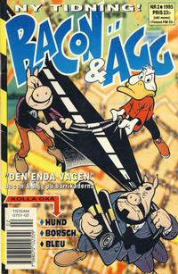 Cover Thumbnail for Bacon & Ägg (Semic, 1995 series) #2/1995