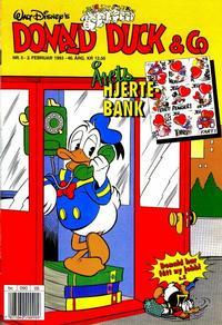 Cover Thumbnail for Donald Duck & Co (Hjemmet / Egmont, 1948 series) #5/1993