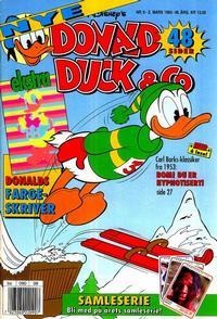 Cover Thumbnail for Donald Duck & Co (Hjemmet / Egmont, 1948 series) #9/1993