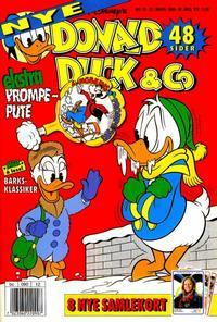 Cover Thumbnail for Donald Duck & Co (Hjemmet / Egmont, 1948 series) #12/1993