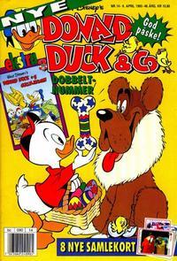 Cover Thumbnail for Donald Duck & Co (Hjemmet / Egmont, 1948 series) #14/1993
