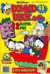 Cover Thumbnail for Donald Duck & Co (Hjemmet / Egmont, 1948 series) #18/1993