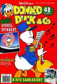 Cover Thumbnail for Donald Duck & Co (Hjemmet / Egmont, 1948 series) #19/1993