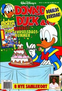 Cover Thumbnail for Donald Duck & Co (Hjemmet / Egmont, 1948 series) #23/1993