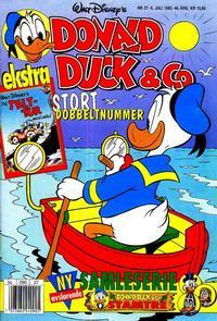 Cover for Donald Duck & Co (Hjemmet / Egmont, 1948 series) #27/1993
