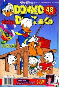 Cover Thumbnail for Donald Duck & Co (Hjemmet / Egmont, 1948 series) #38/1993
