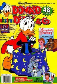 Cover Thumbnail for Donald Duck & Co (Hjemmet / Egmont, 1948 series) #44/1993