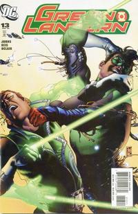 Cover Thumbnail for Green Lantern (DC, 2005 series) #13 [Direct Sales]