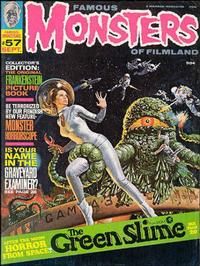 Cover Thumbnail for Famous Monsters of Filmland (Warren, 1958 series) #57