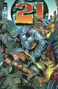 Cover Thumbnail for 21 (Image, 1996 series) #1