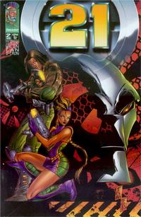 Cover Thumbnail for 21 (Image, 1996 series) #2