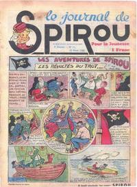 Cover Thumbnail for Le Journal de Spirou (Dupuis, 1938 series) #11/1939