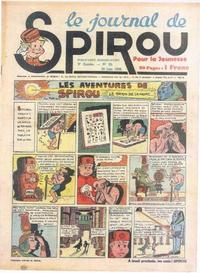 Cover Thumbnail for Le Journal de Spirou (Dupuis, 1938 series) #26/1939