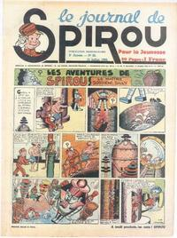 Cover Thumbnail for Le Journal de Spirou (Dupuis, 1938 series) #28/1939