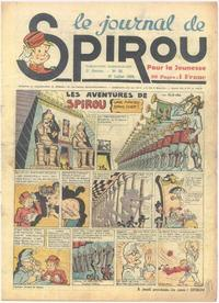 Cover Thumbnail for Le Journal de Spirou (Dupuis, 1938 series) #30/1939