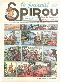 Cover Thumbnail for Le Journal de Spirou (Dupuis, 1938 series) #51/1939