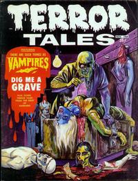 Cover Thumbnail for Terror Tales (Eerie Publications, 1969 series) #v1#10
