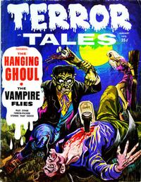 Cover Thumbnail for Terror Tales (Eerie Publications, 1969 series) #v2#1