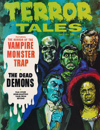 Cover Thumbnail for Terror Tales (Eerie Publications, 1969 series) #v2#2