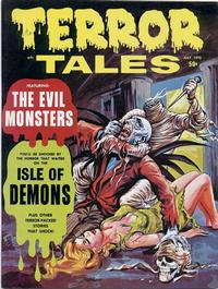 Cover Thumbnail for Terror Tales (Eerie Publications, 1969 series) #v2#4