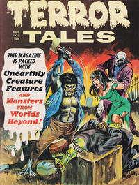 Cover Thumbnail for Terror Tales (Eerie Publications, 1969 series) #v2#5