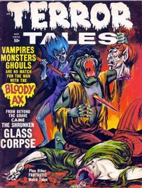 Cover for Terror Tales (Eerie Publications, 1969 series) #v2#6
