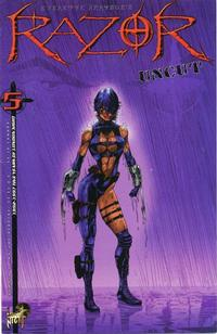 Cover Thumbnail for Razor: Uncut (London Night Studios, 1995 series) #39