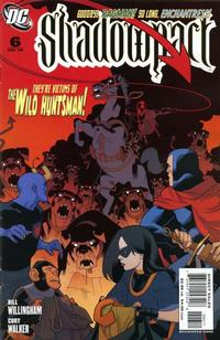 Cover Thumbnail for Shadowpact (DC, 2006 series) #6