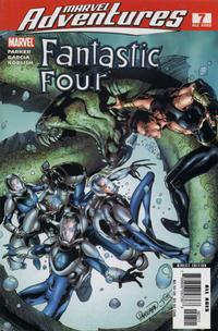 Cover Thumbnail for Marvel Adventures Fantastic Four (Marvel, 2005 series) #7