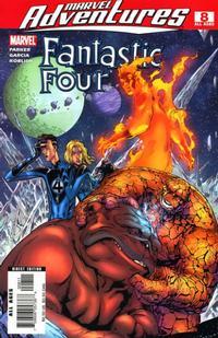 Cover Thumbnail for Marvel Adventures Fantastic Four (Marvel, 2005 series) #8