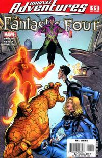 Cover Thumbnail for Marvel Adventures Fantastic Four (Marvel, 2005 series) #11