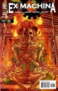 Cover Thumbnail for Ex Machina (DC, 2004 series) #22