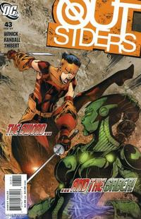 Cover Thumbnail for Outsiders (DC, 2003 series) #43