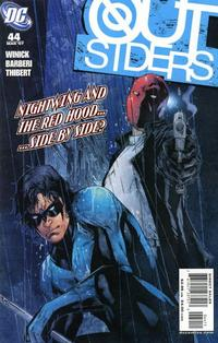 Cover Thumbnail for Outsiders (DC, 2003 series) #44