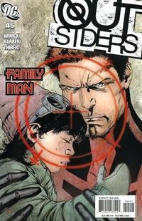 Cover Thumbnail for Outsiders (DC, 2003 series) #45