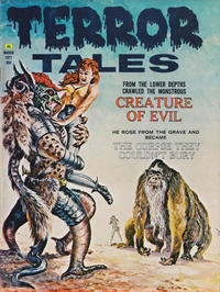 Cover Thumbnail for Terror Tales (Eerie Publications, 1969 series) #v3#2