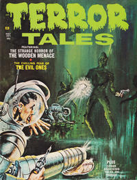 Cover Thumbnail for Terror Tales (Eerie Publications, 1969 series) #v3#3