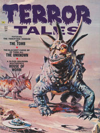 Cover Thumbnail for Terror Tales (Eerie Publications, 1969 series) #v3#4